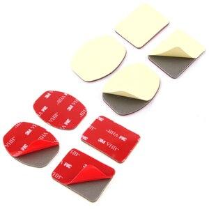 Image 5 - Voor Go Pro Accessoires Sticker Flat Curved Adhesive 3M Vhb Mount Surfboard Opgedoken Helmen Voor Gopro Hd Hero 9 8 7 6 5 4 3