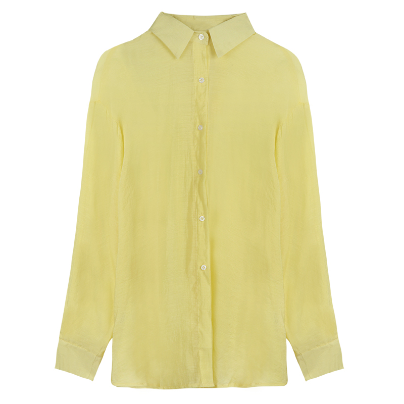 New  Blouse  Women Shirt   Long-sleeved thin section Tops   Ladies BL055 7