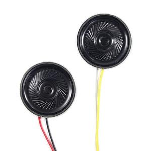 Image 3 - 8ohm 2 ワット円スピーカー 4Pin ケーブル lcd コントローラボード、フィットため PH2.0 スピーカーコネクタ