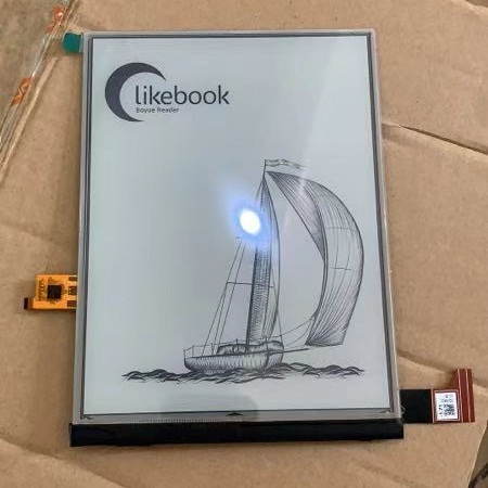 7.8 Inch Touch Screen With Lcd Backlight For Boyue Likebook Mars T80D LCD DISPLAY For Boyue T80D Likebook Mars