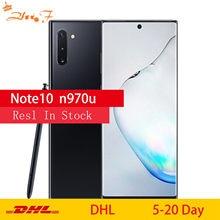 Samsung Galaxy Note10 N970U N970U1 telefono cellulare originale Octa Core 6.3