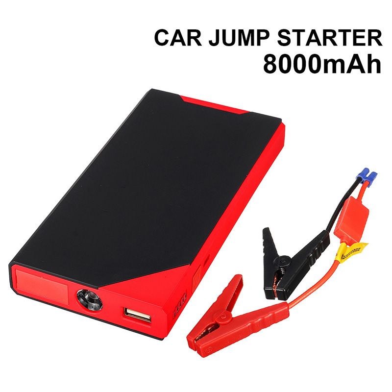 Multifunction 400A Car Jump Starter Power Bank 12V USB LED Portable Emergency Car Battery Booster Charger Starting Device|Jump Starter| |  - title=