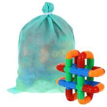 1 Set/176pcs Building Block Educational Toys Blocks Toy Kid Stacking Plaything