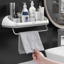 Ledfre полка для ванной комнаты держатель шампуня домашняя вешалка