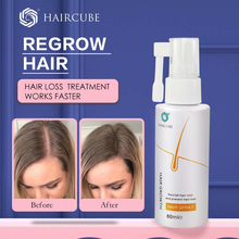 HAIRCUBE Fast HairGrowth Essence OilAntiHairLoss Treatment Help for hair Growth Hair CareProducts for Men Women Hair Tonic