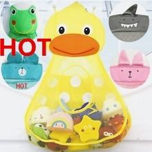 Ванная комната мультфильм Ванна для бытовой техники ванная комната детская игрушка Сетка Ванна игрушка Ванна сумка Поддержка