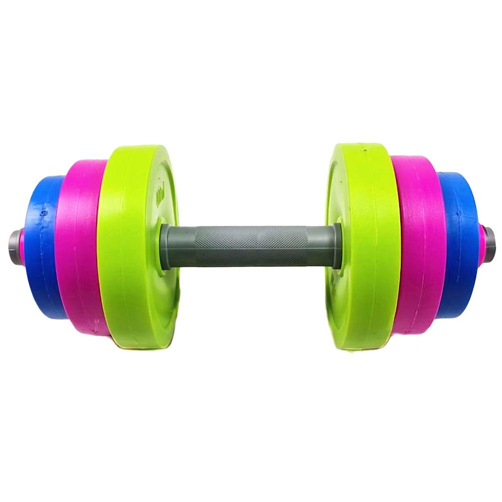 1 Set Praktische Kinder Barbell Bodybuilding Übung Ausrüstung Ausbildung Arm Muscle Fitness für Kinder Gym Startseite (Kurze Stil)
