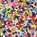 3 мм 300 шт микс разноцветных Чешский Стекло круглые прокладные бусины для создания круглый австрийский хрусталь бусины для детей ювелирные ...