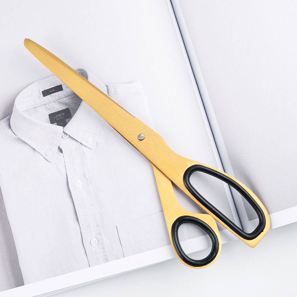Stainless Steel Scissor Shear Art Tailor Cutter Handicraft Tool DIY Home Office