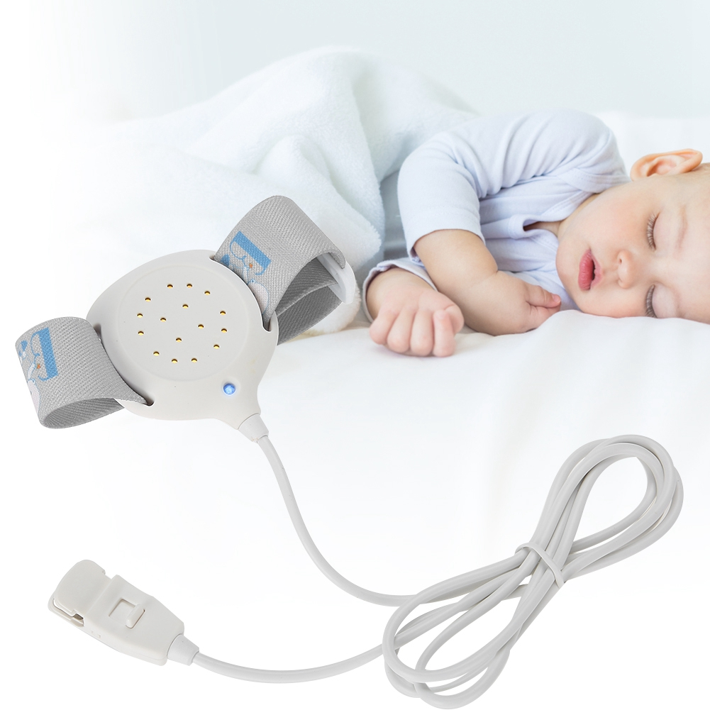 Professional Arm Wear Kids Bed-wetting Sensor Alarm For Baby Toddler Adults Potty Training Wet Reminder Sleeping Enuresis