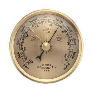 Medidor de pressão de ar para fábricas de navios laboratórios famílias termômetro higrômetro barômetro ferramentas|Medidores de pressão| |  -