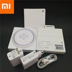 Новое 27 Вт Оригинальное Беспроводное зарядное устройство Xiaomi 20 Вт Макс 15 в применяется к Xiaomi Mi9 MiX 2S Mix 3 Qi EPP10W для iPhone 11 XS XR XS Max