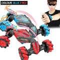YENI RC ARABA Tek tıklama deformasyon tırmanma off-road araç Bükülmüş arabalar için Çocuk RC elektrikli model oyuncak çocuklar için hediye