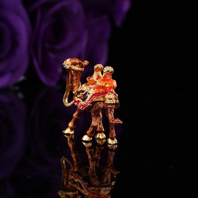 QIFU New Arrive Small Camel Figurine Souvenir for Home Decor 3