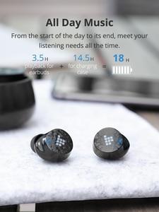 Image 5 - Tronsmart Spunky Pro Earphones True Wireless Bluetooth 5.0 Earbuds with Voice Assistant, Deep Bass, Wireless Charging