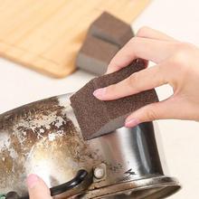 1 шт. губка-ластик для удаления ржавчины, хлопковые Кухонные гаджеты, аксессуары для удаления накипи, чистящий горшок, кухонный инструмент