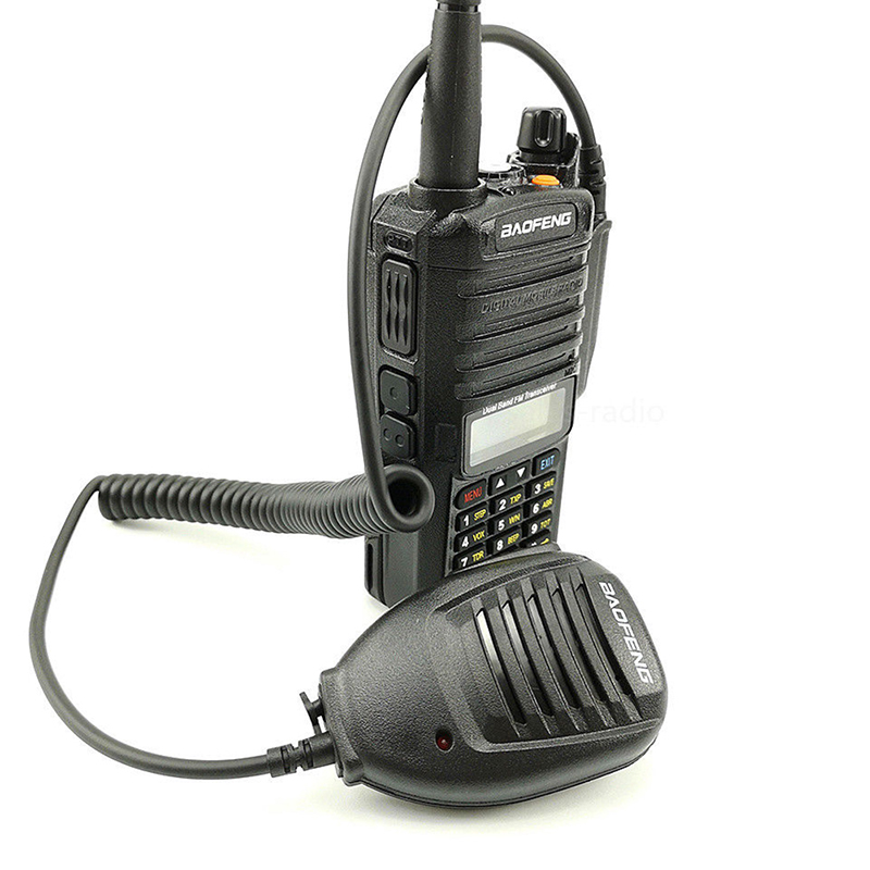Sale Newest Suitable For  For Baofeng BF-9700 BF-A58 BF-R760 UV-9R PLUS GT-Speaker Microphone Practical  Walkie Talkies MIC