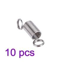 modiker 10pcs Water Gel Beads Parts Stainless Steel Reset Spring for JM 8/9 M4A1/JM Gen.10 ACR /QD Gearbox Modification Upgrade