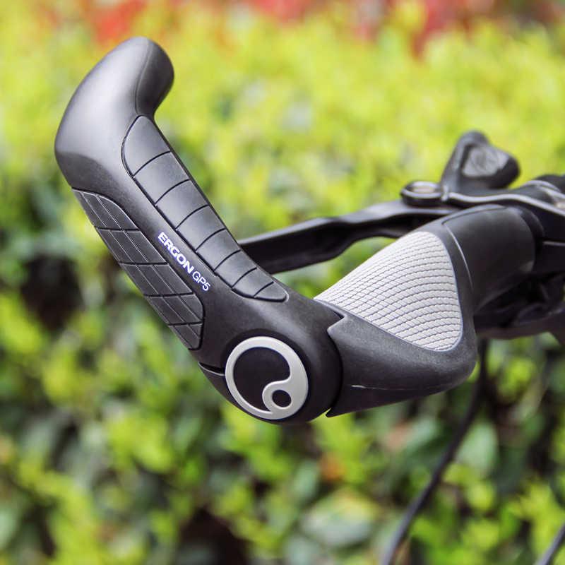 1 Paar Radfahren Lock On Rutschfest Fahrrad Lenker Griffe für MTB BMX #2
