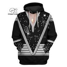 PLstar Cosmos astronaut Spaceman Costume Apparel 3d hoodies/Sweatshirt Winter autumn funny Harajuku Long sleeve streetwear plstar cosmos emoji ahegao funny lovely kawaii 3d hoodies sweatshirt long sleeve men women newest streetwear harajuku fashion 7
