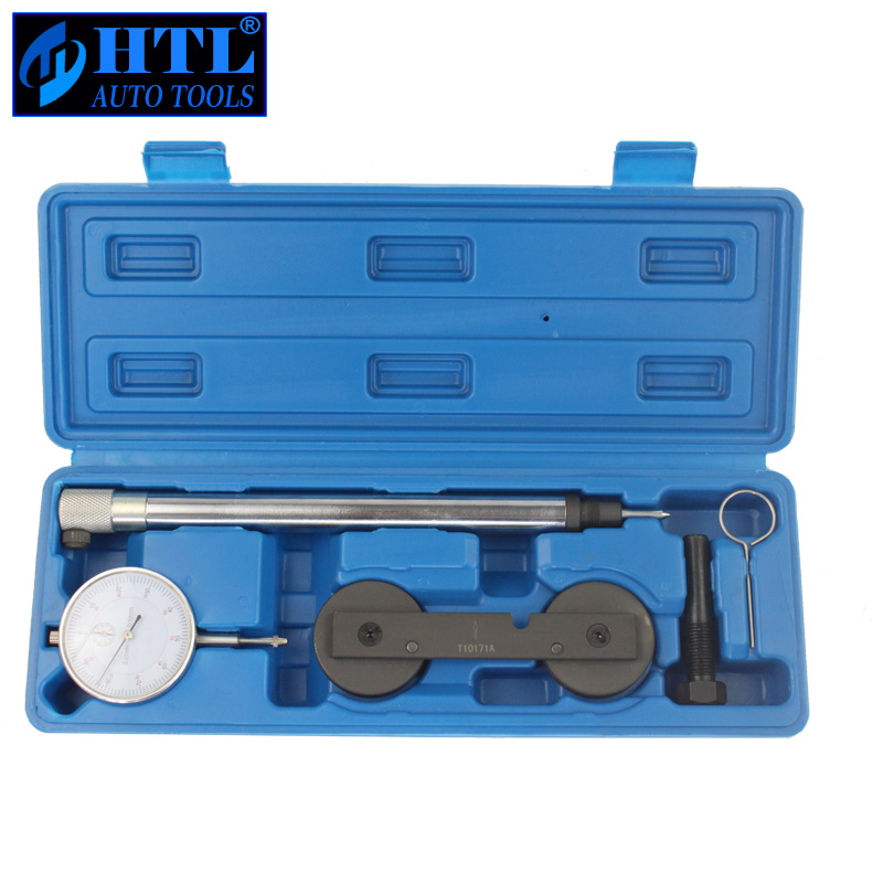 T10171 Timing Tool Set For VW Audi  1.4, 1.4T 1.6 FSI - With Cauge