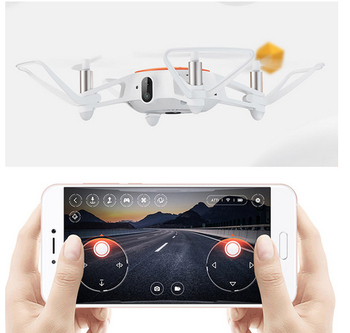 Original Xiaomi MITU WIFI FPV 360 Tumbling RC Drone With 720P HD Camera Remote Control Mini Smart Aircraft Wifi FPV Camera Drone 3