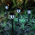 Солнечный наружный водонепроницаемый садовый светильник  светильник на лужайке  солнечная энергия  внутренний двор  наземный светильник  д...