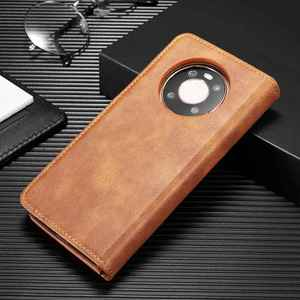 Image 3 - 2 in 1 Case For Huawei Mate 40 Pro Plus  Case Cover High End Leather Removable Coque For Huawei Mate 40Pro Cases Wallet Fundas