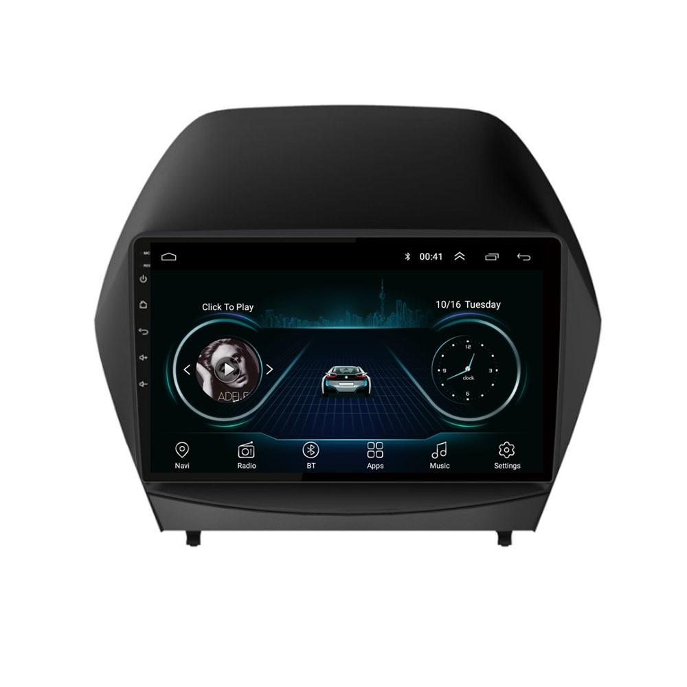 Quad Core Android 8.1 For HYUNDAI TUCSON IX35 2012 2013 2014 2015  Multimedia Stereo Car DVD Player Navigation GPS Radio