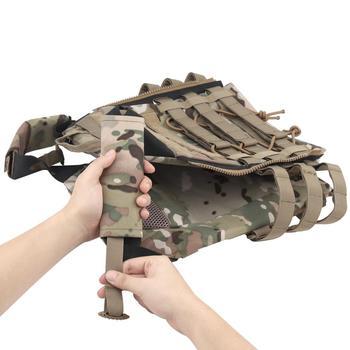 Tactical JPC 2.0 Vest Assault Lightweight Combat Vest Adjustable Vest Military Army Molle Hunting Plate Carrier 6