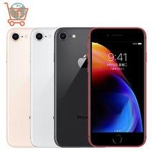 Odblokowany Apple iPhone 8 8 P 64GB/256GB hexa-core iPhone 8 Plus IOS 3D Touch ID 12.0MP 4.7 cala IOS Apple telefon komórkowy
