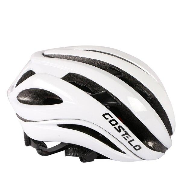 Traelo capacete aerodinâmico masculino para ciclismo, capacete esportivo, ar e vento, bike de estrada, 2020 6