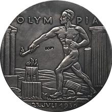 Пособия по немецкому языку 1936 имитация монеты