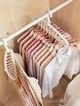 JOYBOS 6 шт. многофункциональная одежда стеллаж для хранения общежития бытовой шкаф расположение стойки для одежды вешалка для сушки вешалка