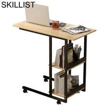 Dobravel Notebook Mesa Escritorio Pliante Support Ordinateur Portable Adjustable Stand Laptop Bedside Study Desk Computer Table