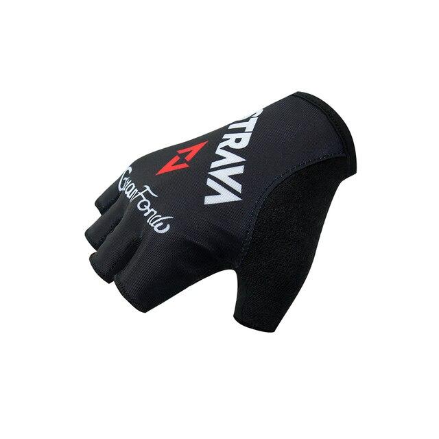 2021 strava luvas de gel almofada luvas esportivas metade dedo mtb bicicleta luvas ciclismo luvas para ciclismo montanha bi 2