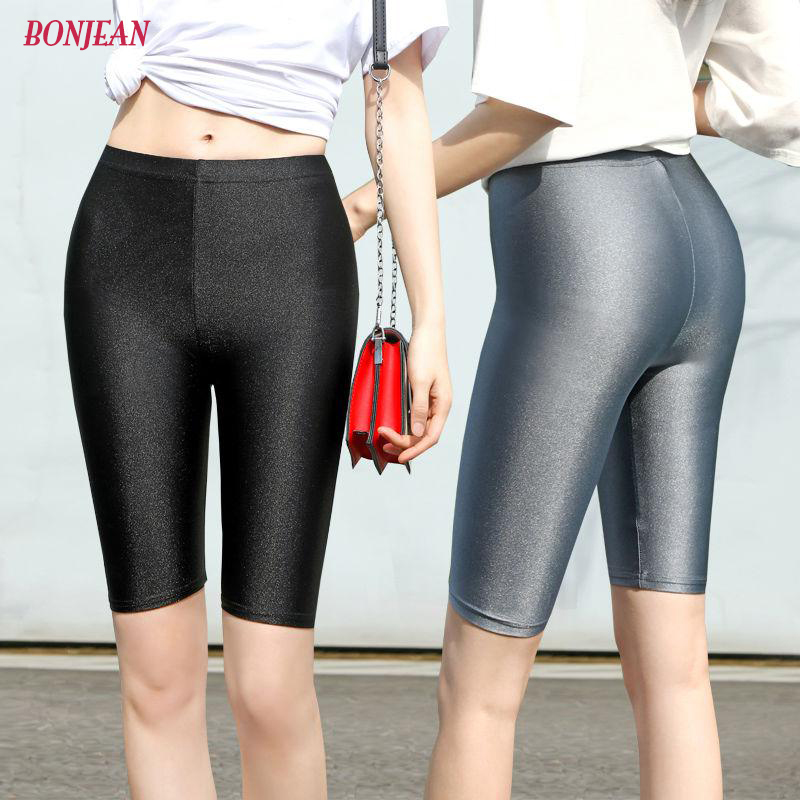 2019 Biker   Shorts   5XL Plus Size Sexy Jogger   Shorts   Cycling Dancing Gym Biker   Shorts   Slim Active Sports Oversized Streetwear