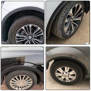 Image 5 - Guardabarros anticolisión para rueda de coche, 2 uds., 1,5 m, Universal, protección de goma para coche, pegatinas para rueda de coche