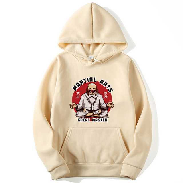 MASTER ROSHI THEMED HOODIE (12 VARIAN)
