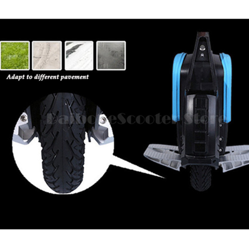 Daibot One Wheel Electric Unicycle Scooter Self Balancing Scooters With Bluetooth Speaker 500W 60V  Electric Scooter For Adults  (13)