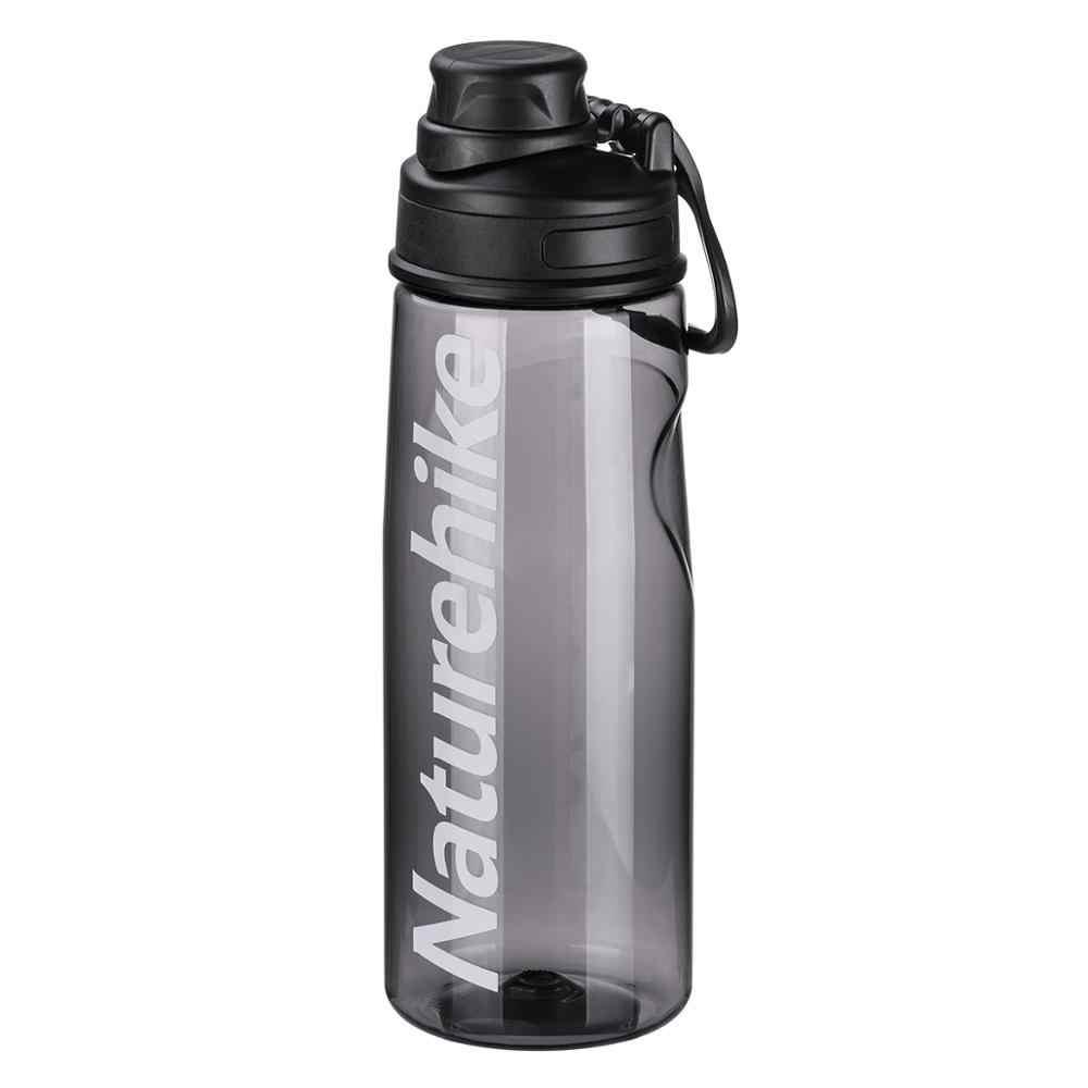 Naturehike бутылка для воды 500 мл 700 мл пластиковая посуда для напитков Тур Спорт на открытом воздухе школа герметичная печать Тыква скалолазание бутылки для воды