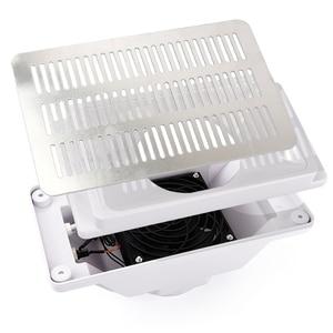 Image 5 - 45000RPM Nail Dust Collector Desktop Built in Machine Suction Vacuum Fan Cleaner Nail Art Salon Manicure Equipment