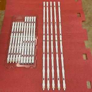 Image 5 - 10 PCS LED תאורה אחורית רצועת עבור UE40JU6000K UE40MU6000 UE40MU6100 UE40MU6105 UE40JU6500 S_5U75_40_FL_R05 L04 LM41 00120S 00120R