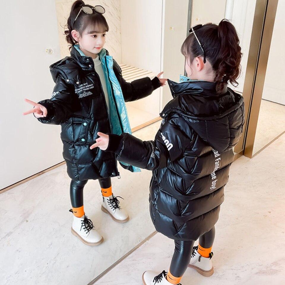 jaqueta de inverno para criancas jaqueta engrossada 04