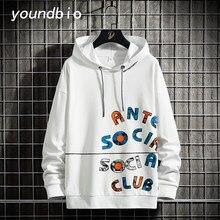 Hoodies casuais moletom moletom de lã masculina pulôver hip hop streetwear vestuário impressão hoodies masculinos moda velo zt8510
