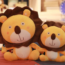 цена на 40-60cm Cute Simba The Lion King  Plush Toys Simba Soft Stuffed Animals Figures Collectible doll For Children Gifts