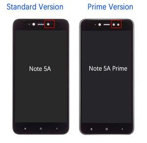 Image 2 - สำหรับ Xiaomi Redmi หมายเหตุ 5A PRIME จอแสดงผล LCD และหน้าจอสัมผัส Digitizer ASSEMBLY สำหรับ Redmi Note5A Y1 /Y1 Lite