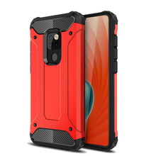 Luxury Silicone Shockproof Phone Case for Huawei Mate 20 Rugged Armor Cover Lite Pro Bumper Cases