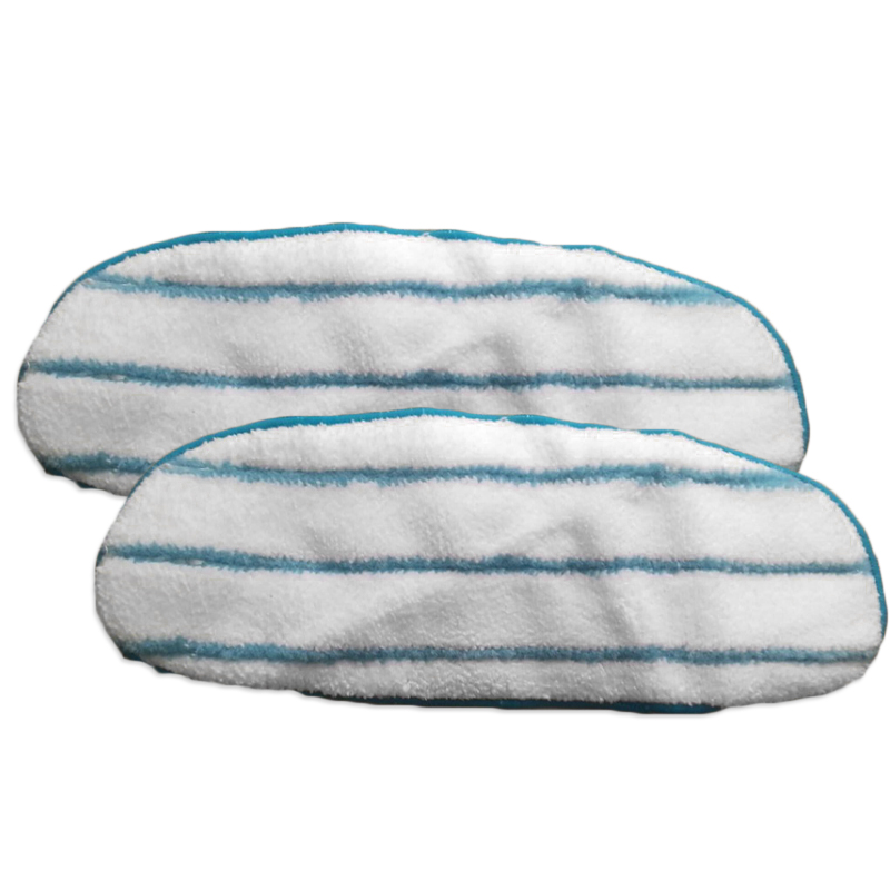 2 Pc Mop Cloth Fit For Dirt Devil AD51000 Surrgound Reusable Wet Mop Pad Durable title=