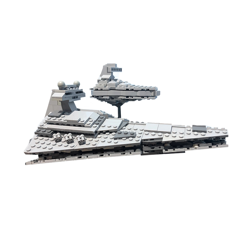 Mini Super Star Destroyer Blocks Wars Executor Class Star Dreadnought Ship Technic Star Wars Toys For Children Gifts